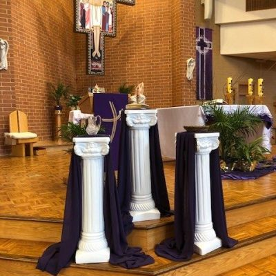 3 Pillars of Lent